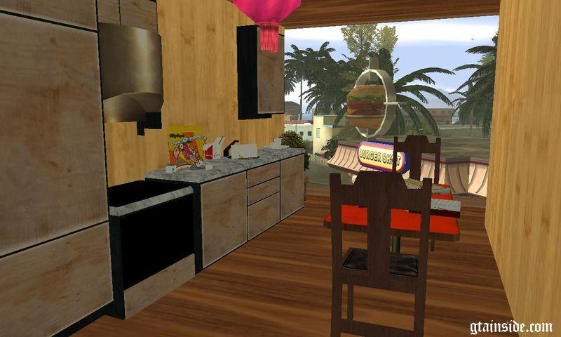 New Apartment In Los Santos