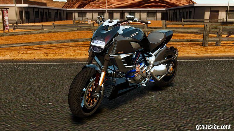 Моды Мотоциклы на ГТА 5