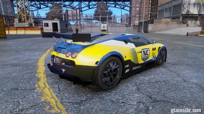 gta 4 bugatti veyron 16 4 body kit final nfs shift 2 mod. Black Bedroom Furniture Sets. Home Design Ideas