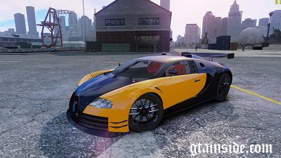 gta 4 bugatti veyron 16 4 body kit final stock nfs shift 2. Black Bedroom Furniture Sets. Home Design Ideas