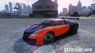 gta 4 bugatti veyron 16 4 body kit final stock nfs shift 2 mod. Black Bedroom Furniture Sets. Home Design Ideas