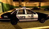 1994 Ford Crown Victoria LSPD
