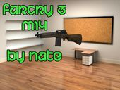 P416 and M14 FarCry