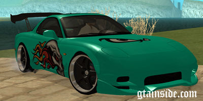 Mazda RX7 L1UKS1US Edition
