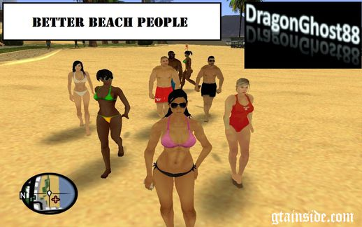 Better Beach People