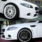 BMW 5-Series Hamann F10 2012