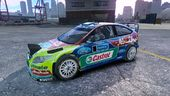 Ford Focus RS WRC (DiRT3)