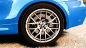 BMW 1M Coupe 2011 Carbon