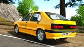 Renault 19 EUROPA Turkish Taxi