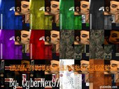 Pack of Skins for GTA 3