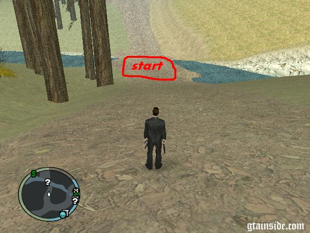 GTA San Andreas Hunting Bigfoot Mod - GTAinside com
