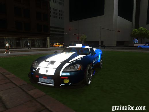 Dodge Viper SRT-10 ACR Elite v1.0