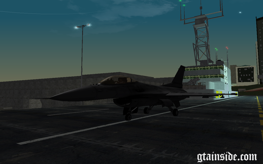 F-16C Fighting Falcon [AL_Planes 1.1]