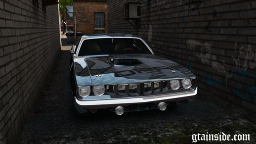 Plymouth Cuda 1971 [EPM] Five Paintjobs