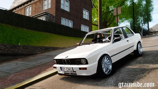 BMW E30 V8 Drift