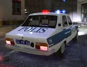 Renault 12 Turkish Police v.2