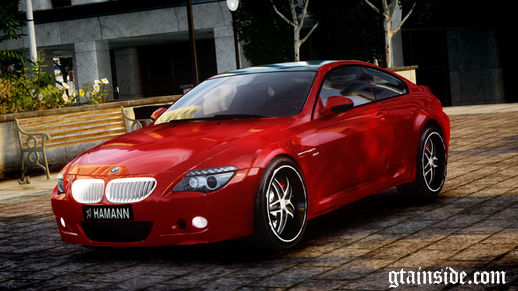 Hamann BMW 6-series Widebody