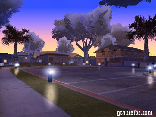 New Decent Grove Street