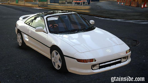 Toyota MR2 GT