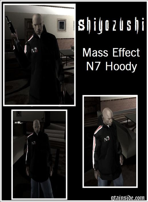 Mass Effect N7 Hoody
