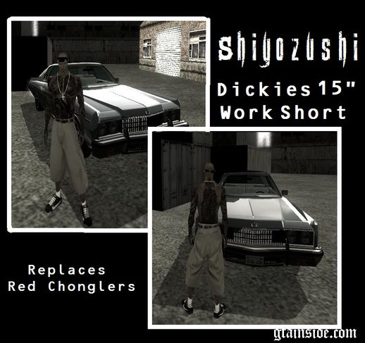 Dickies 15 Work Short
