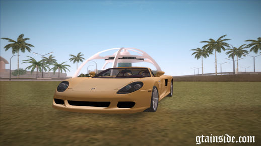 Porsche Carrera GT Custom