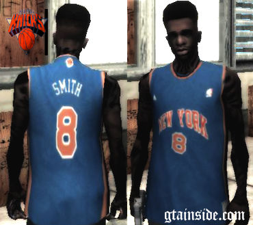 JR Smith Knicks Jersey