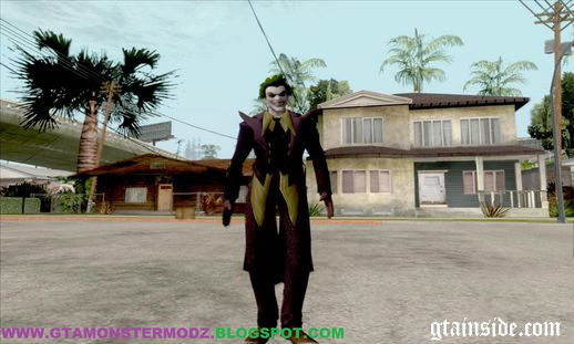 The Joker from Injustice