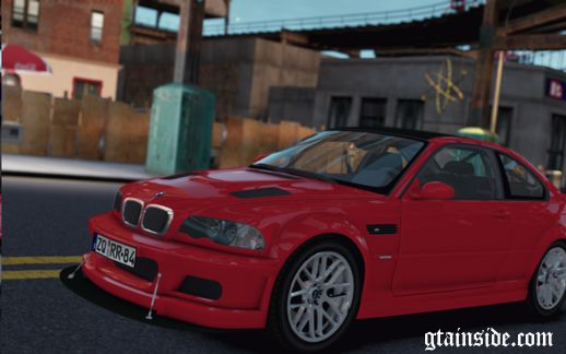 BMW M3 Street Version e46