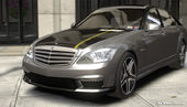 Mercedes Benz S65 AMG Aige-edit Paintjob