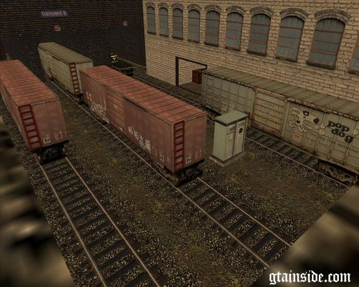 de_train from CS 1.6