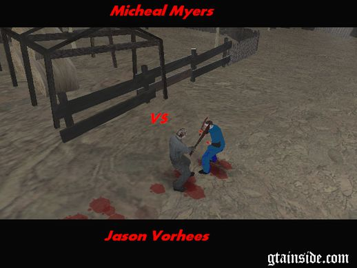 Jason Vorhees vs Michael Myers (TheSilentSaw Style)