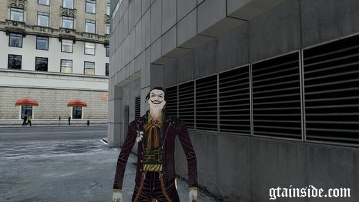 Injustice Joker (PED)