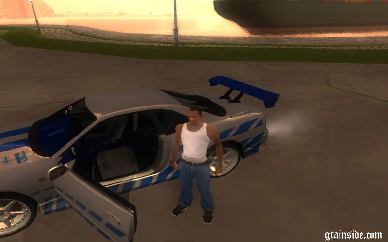 Nissan Skyline Dff Only Gta Sa Android ✓ Nissan Recomended Car