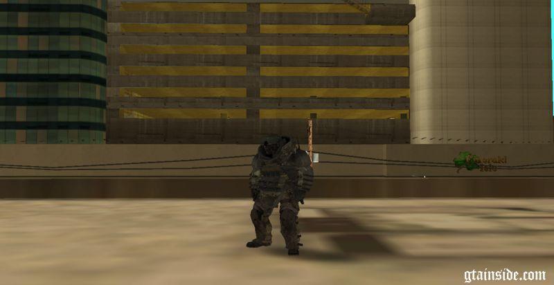 GTA San Andreas Juggernaut MW3 Mod - GTAinside com