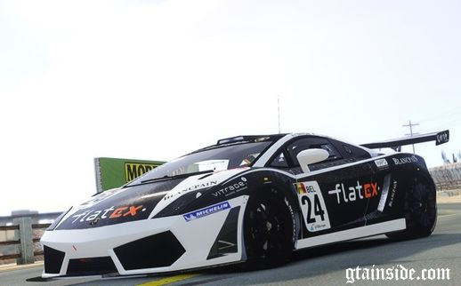 2010 Lamborghini LP560-4 GT3 (BETA)
