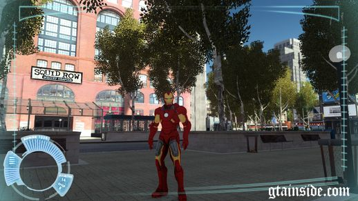 Ironman Mark VII (PED)