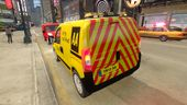 Peugeot Bipper  Royal Mail AA Recovery Vans