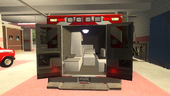 Ford E-150 Ambulance Pack