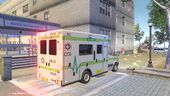 St John Mercedes Sprinter Ambulance