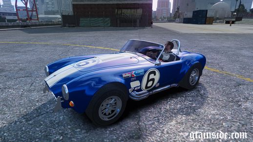 Ac Cobra 427 (NFS SHIFT 2)