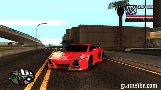 New Roads From NFSMW 2012