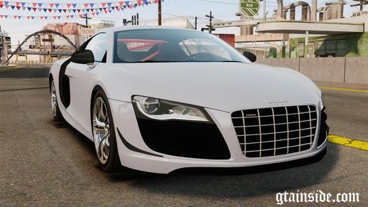 Audi R8 GT Coupe 2011