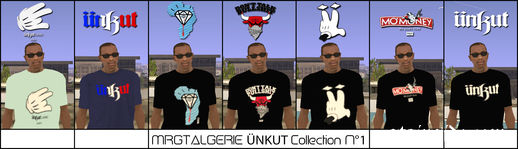 Unkut T-Shirt Collection 1