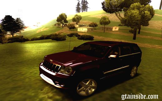 2009 Jeep Grand Cherokee SRT8