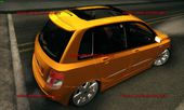 Fiat Stilo + Rodas Bentley 20
