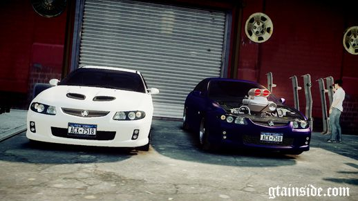 Holden Monaro Supercharged [BETA]