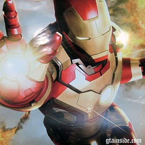 Iron Man Loading Screen v2