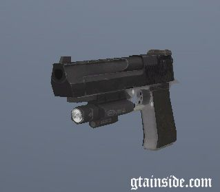 Desert Eagle Modern Warfare 2