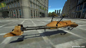 Star Wars Speeder Bike V 2.0